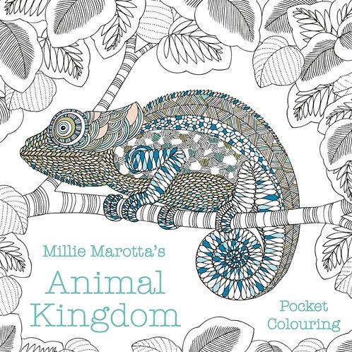Millie Marotta's Animal Kingdom Pocket Colouring       by Millie Marotta