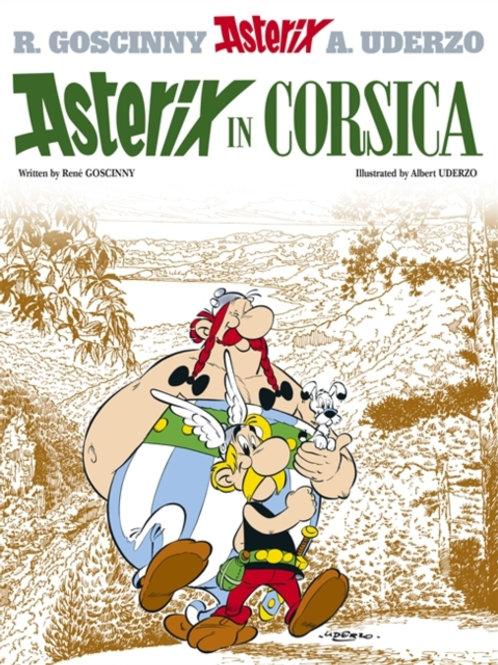 Asterix in Corsica: Album 20       by Rene Goscinny