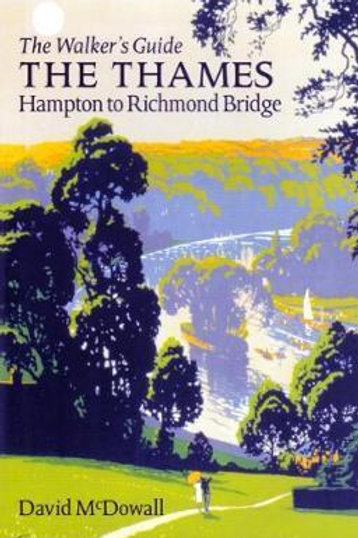 Thames from Hampton to Richmond Bridge       by David McDowall