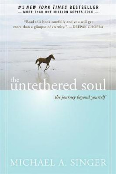 Untethered Soul       by Michael A. Singer