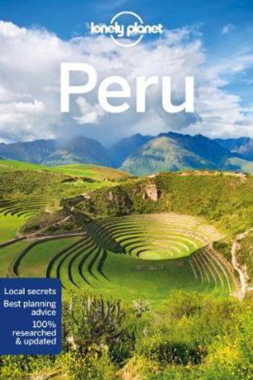 Peru       by Lonely Planet