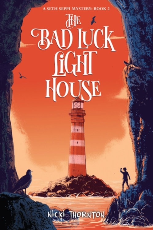 Bad Luck Lighthouse by Nicki Thornton