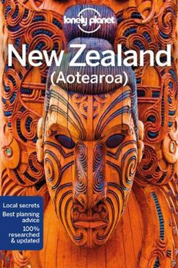 New Zealand       by Lonely Planet