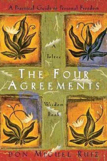Four Agreements Wisdom Book       by Don Miguel Ruiz, Jr.