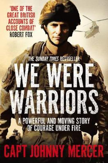 We Were Warriors       by Johnny Mercer