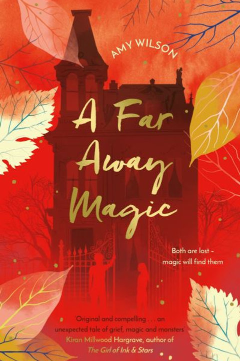 Far Away Magic by Amy Wilson