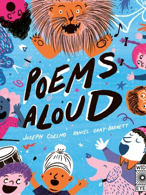 Poems Aloud by Joseph Coelho