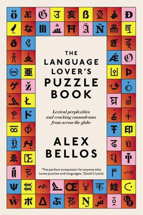 Language Lover's Puzzle Book by Alex Bellos
