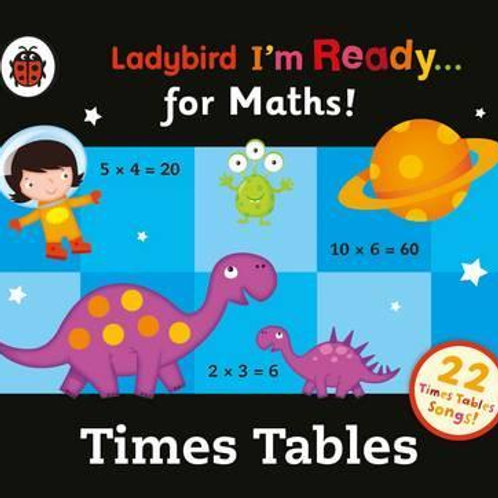LadybirdAudio Collection: I'm Ready for Maths       by Isabel Adomakoh-Young