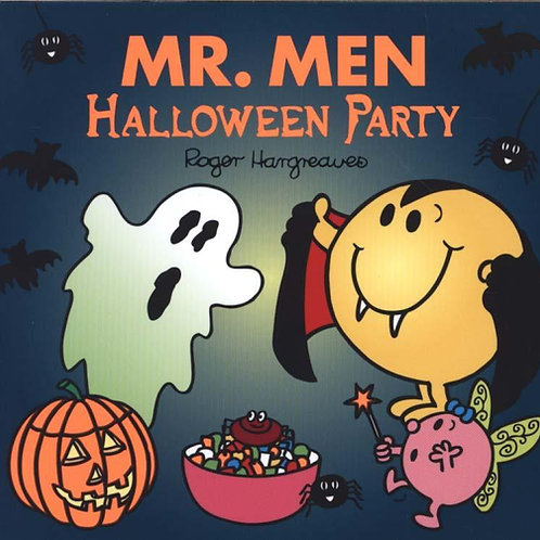 Mr. Men: Halloween Party       by