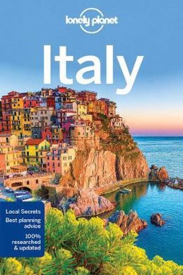 Italy       by Lonely Planet