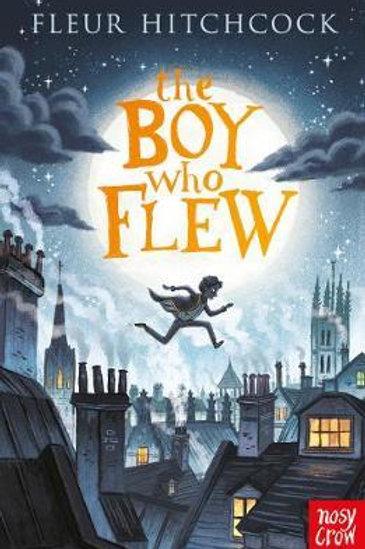 Boy Who Flew       by Fleur Hitchcock