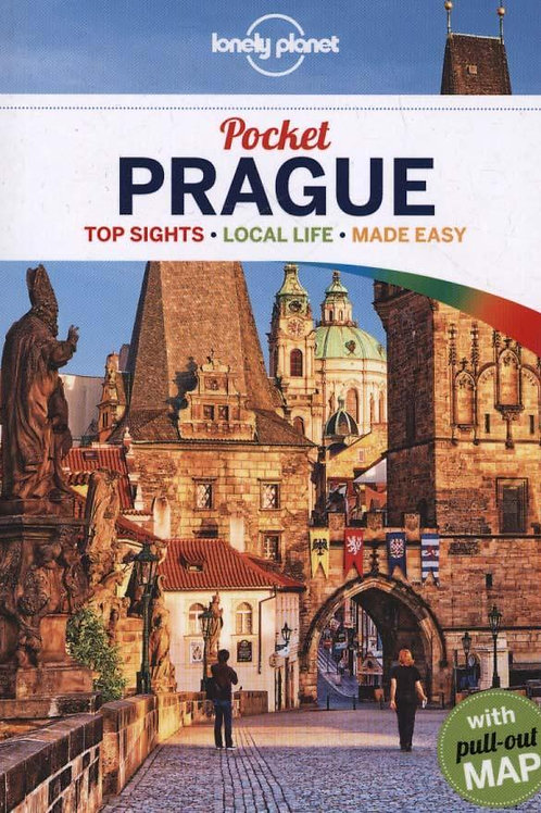 Pocket Prague       by Lonely Planet