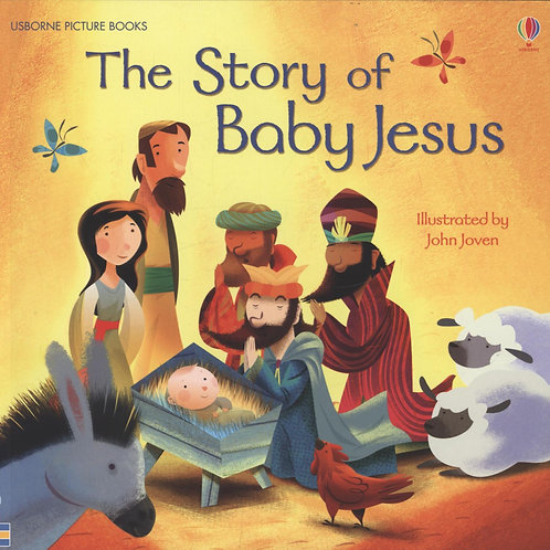 Story of Baby Jesus       by Elizabeth Tanner