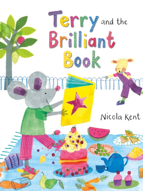Terry and the Brilliant Book       by Nicola Kent