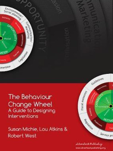Behaviour Change Wheel       by Susan Michie