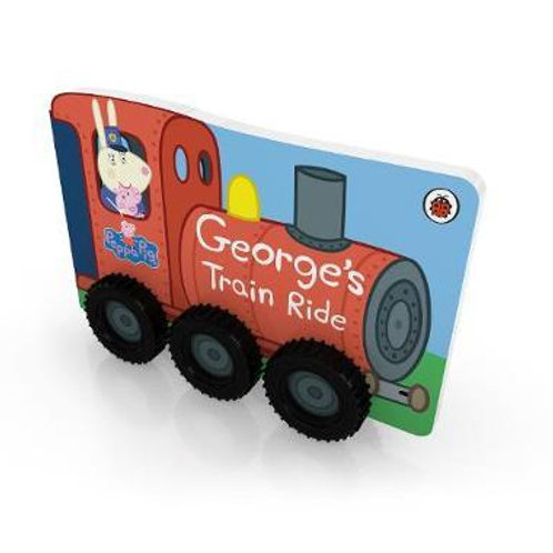 Peppa Pig: George's Train Ride       by Peppa Pig