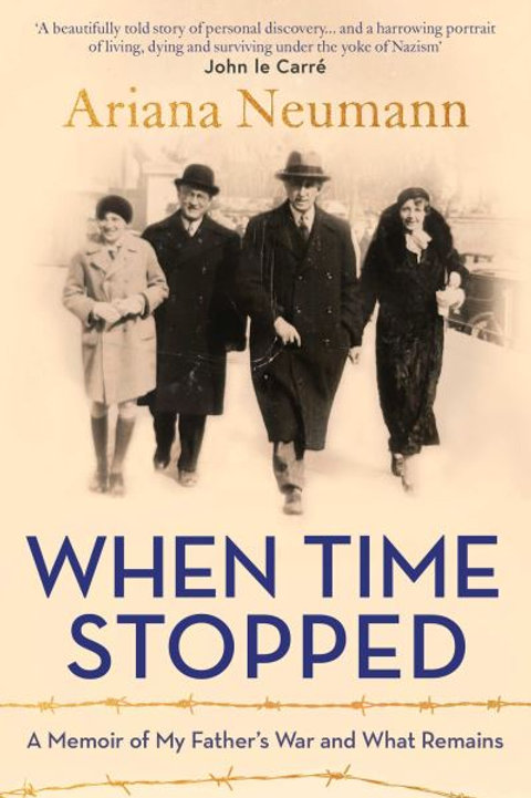 When Time Stopped by Ariana Neumann