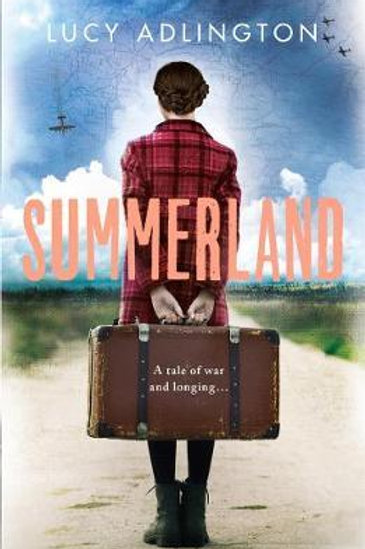 Summerland       by Lucy Adlington