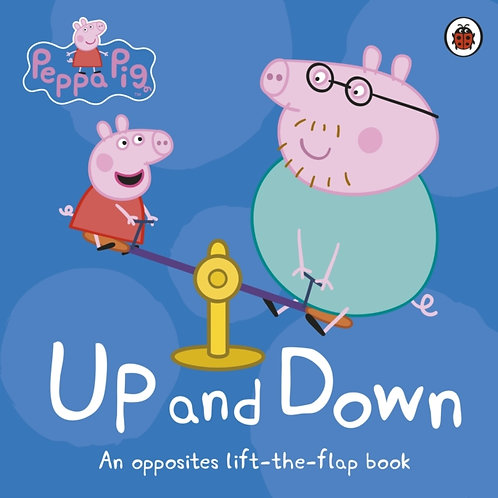 Peppa Pig: Up and Down by Peppa Pig