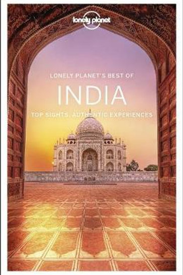 Best of India       by Lonely Planet