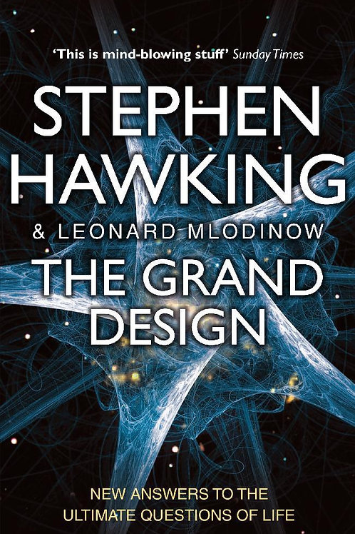 Grand Design       by Stephen Hawking