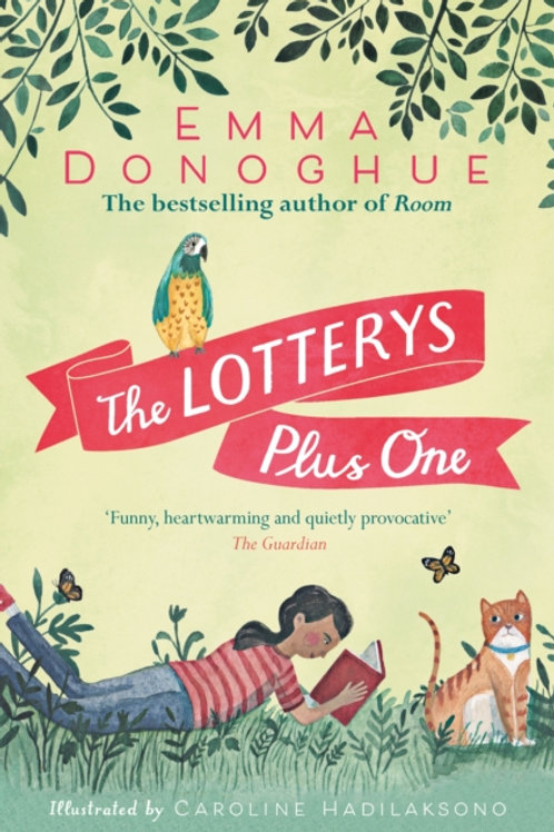 Lotterys Plus One       by Emma Donoghue