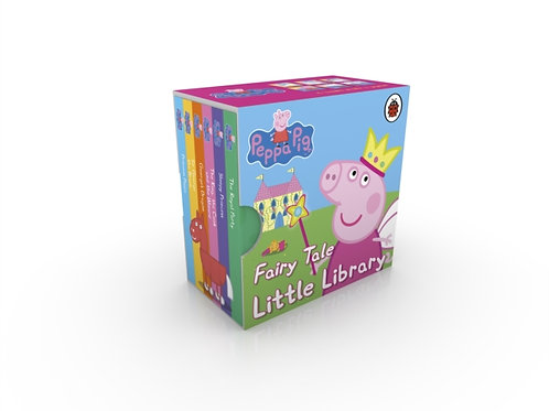 Peppa Pig: Fairy Tale Little Library by Peppa Pig