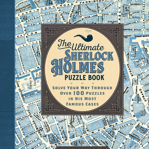 Ultimate Sherlock Holmes Puzzle Book by Pierre Berloquin