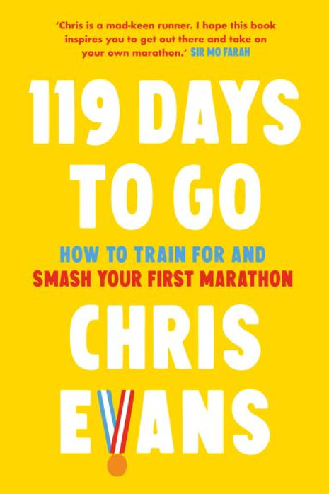 119 Days to Go by Chris Evans