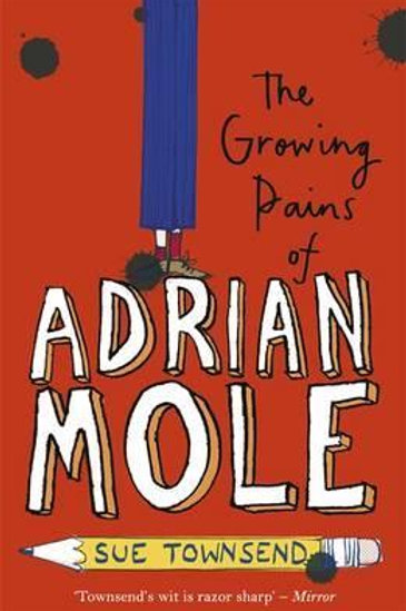 Growing Pains of Adrian Mole       by Sue Townsend