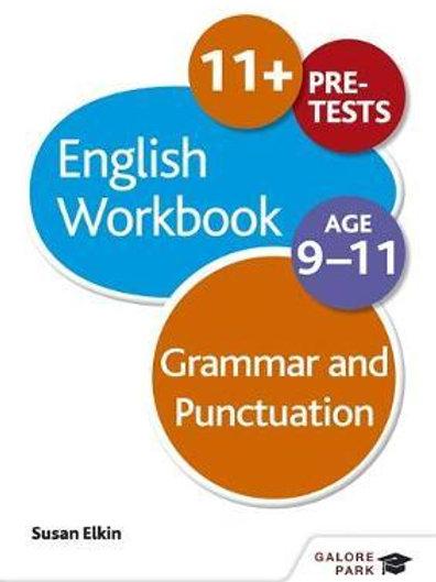 Grammar & Punctuation Workbook Age 9-11       by Susan Elkin
