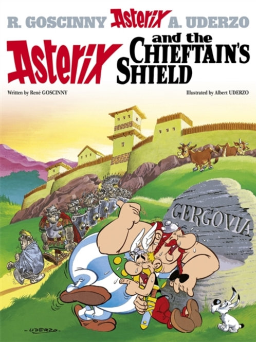 Asterix and the Chieftain's Shield: Album 11       by Rene Goscinny