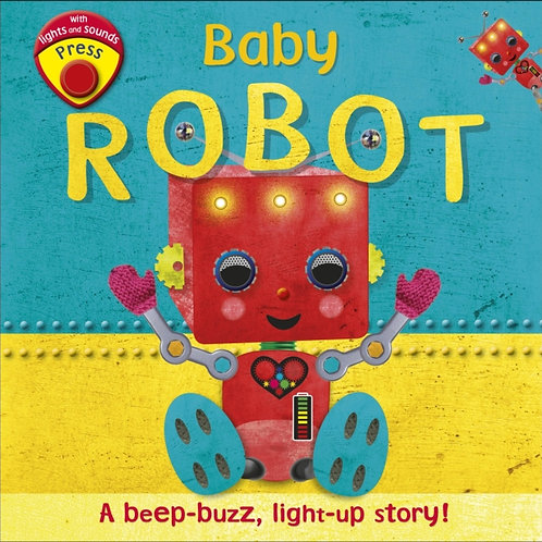 Baby Robot by DK