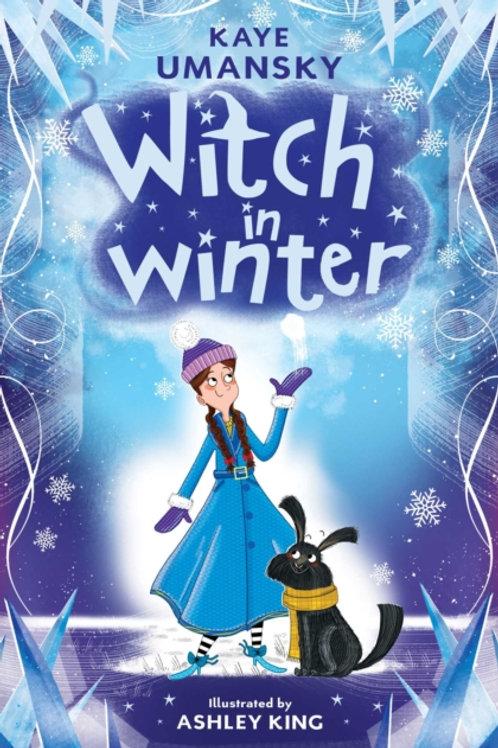 Witch in Winter by Kaye Umansky