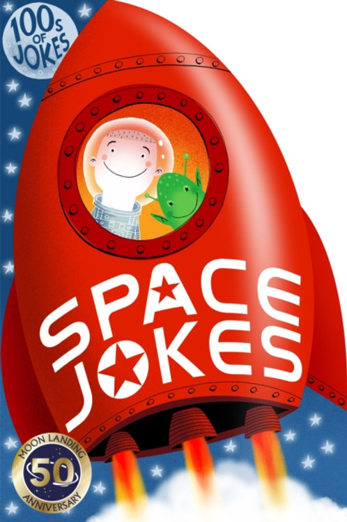 Space Jokes       by Macmillan Adult's Books