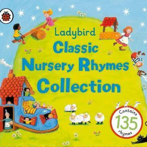 Ladybird: Classic Nursery Rhymes Collection       by Gwyneth Herbert