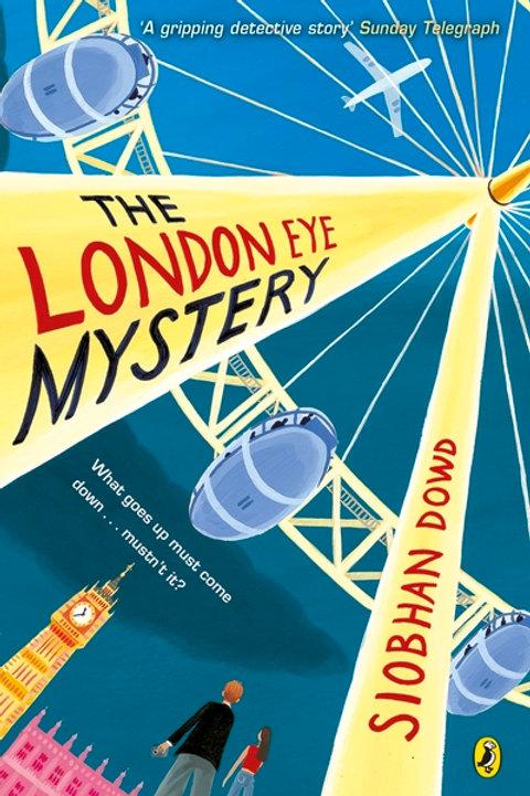 London Eye Mystery by Siobhan Dowd