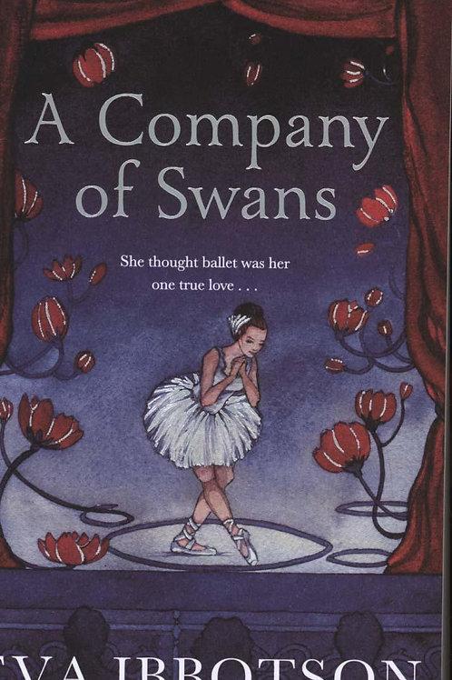 Company of Swans       by Eva Ibbotson