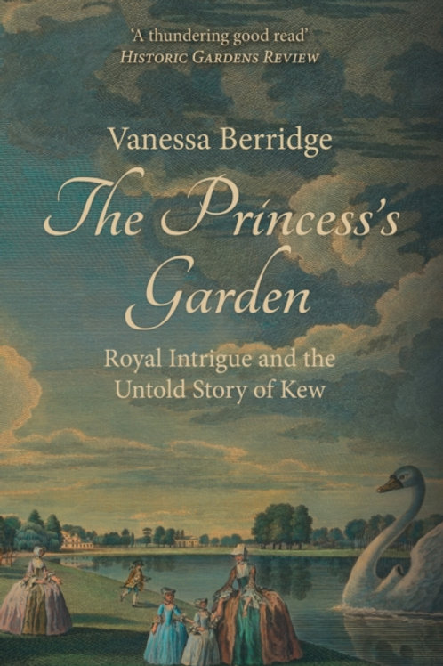 Princess's Garden by Vanessa Berridge