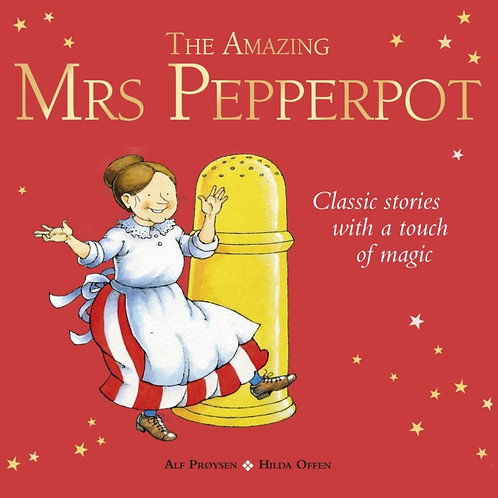 Amazing Mrs Pepperpot       by Alf Proysen