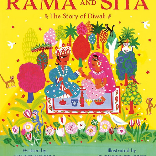 Rama and Sita: The Story of Diwali       by Malachy Doyle