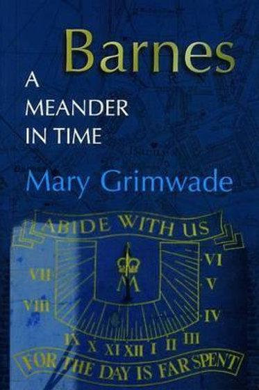 Barnes       by Mary Grimwade