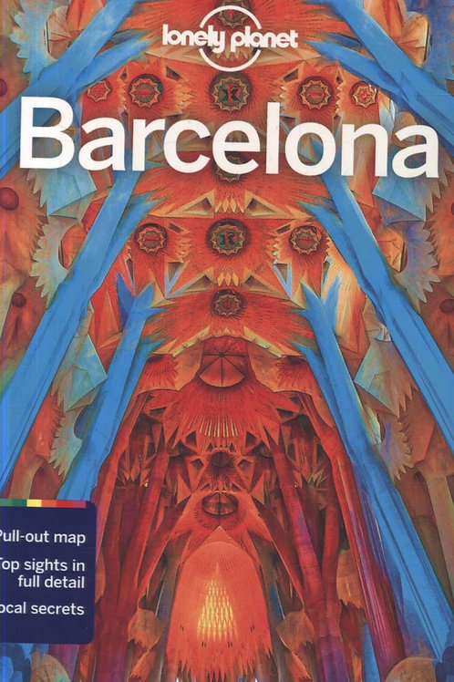 Barcelona       by Lonely Planet