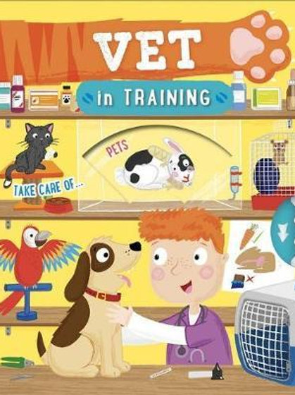 Vet in Training       by Cath Ard