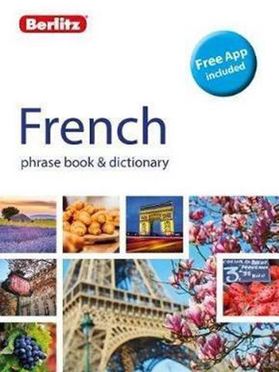 Berlitz Phrase Book & Dictionary French (Bilingual dictionary)       by