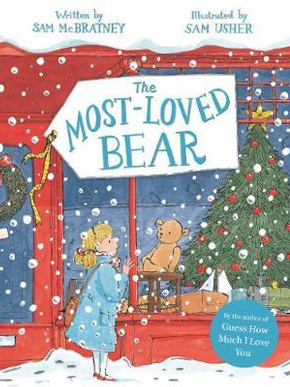 Most-Loved Bear       by Sam McBratney