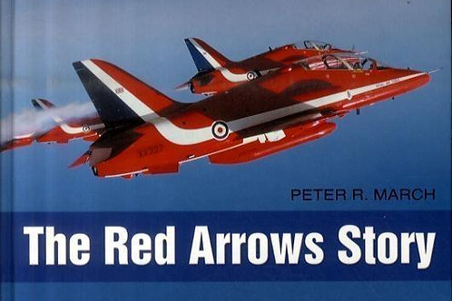 Red Arrows Story       by Peter R. March