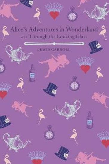 Adventures of Alice in Wonderland       by Lewis Carroll