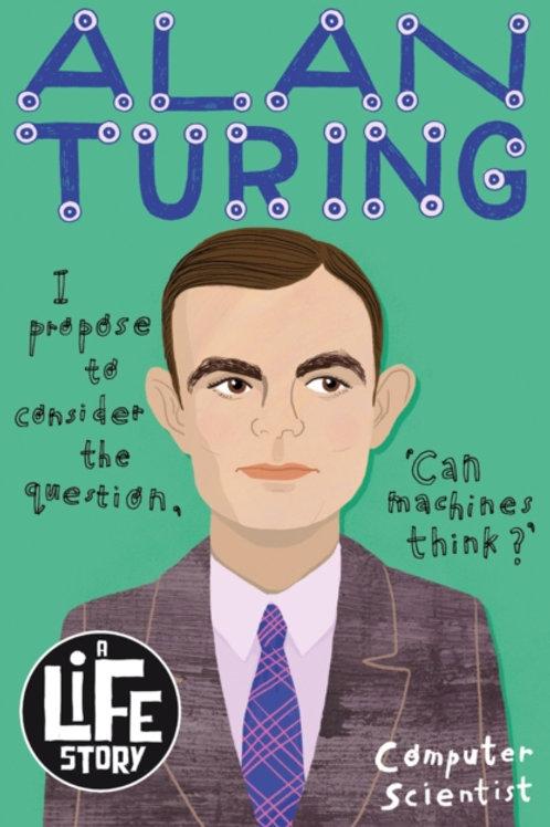 Alan Turing by Joanna Nadin